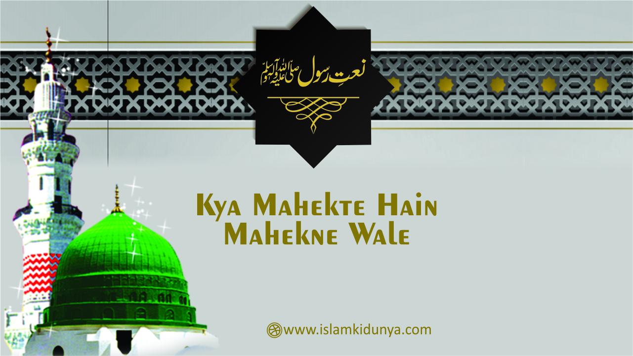 Kya Mahekte Hain Mahekne Wale