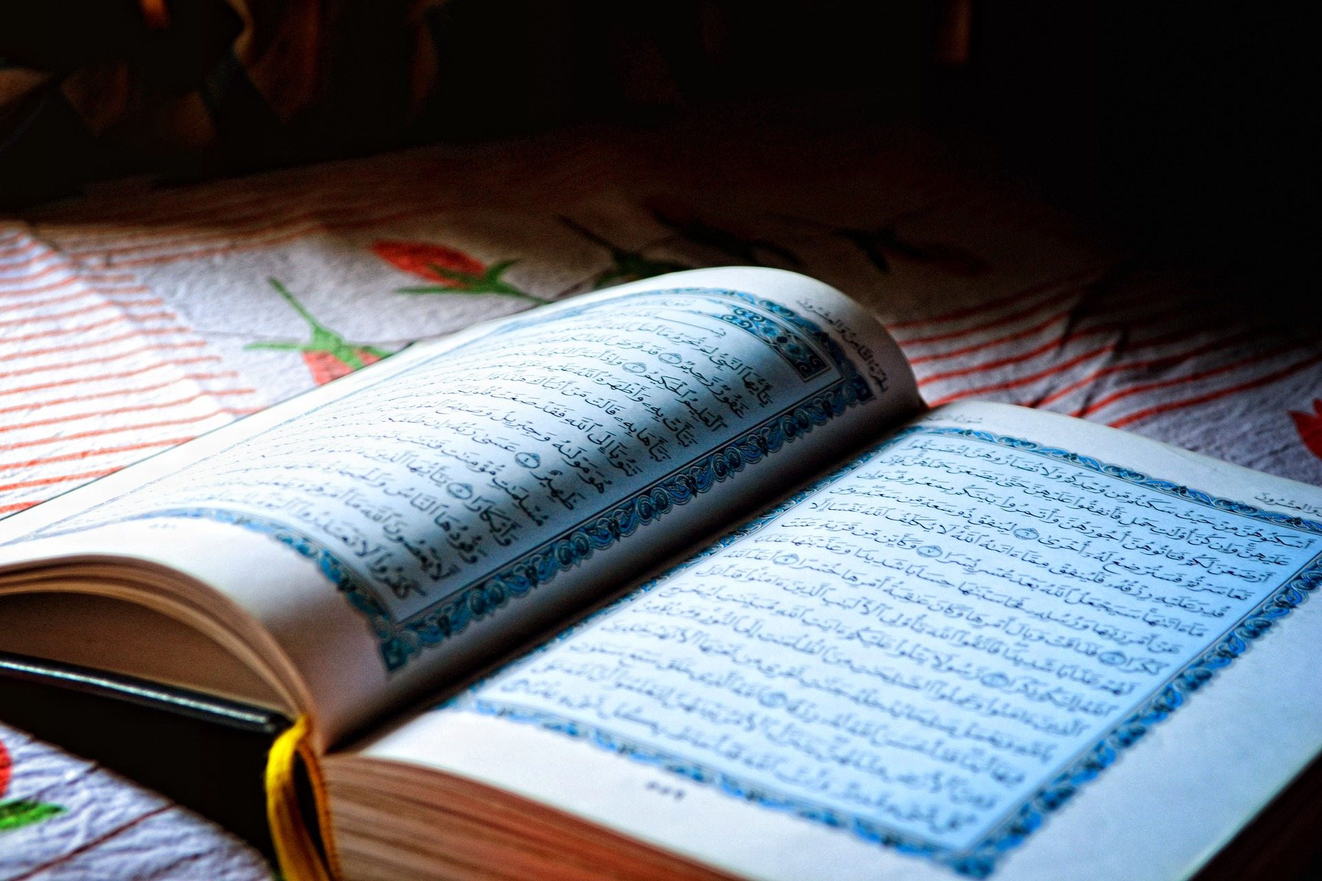 How Muslims Treat The Qur'an