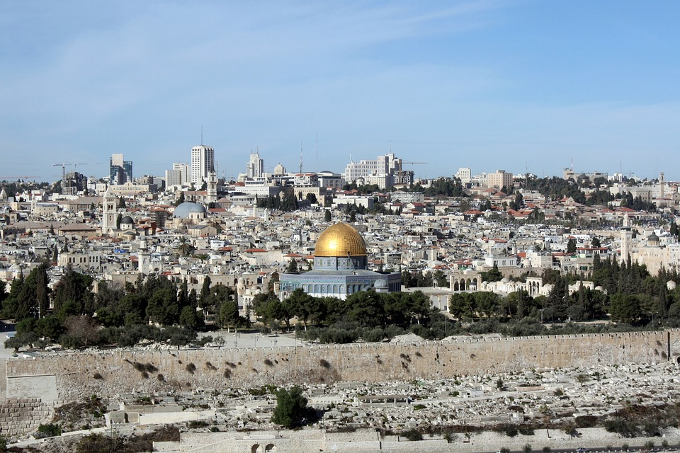 The Islamic perspective of Jerusalem